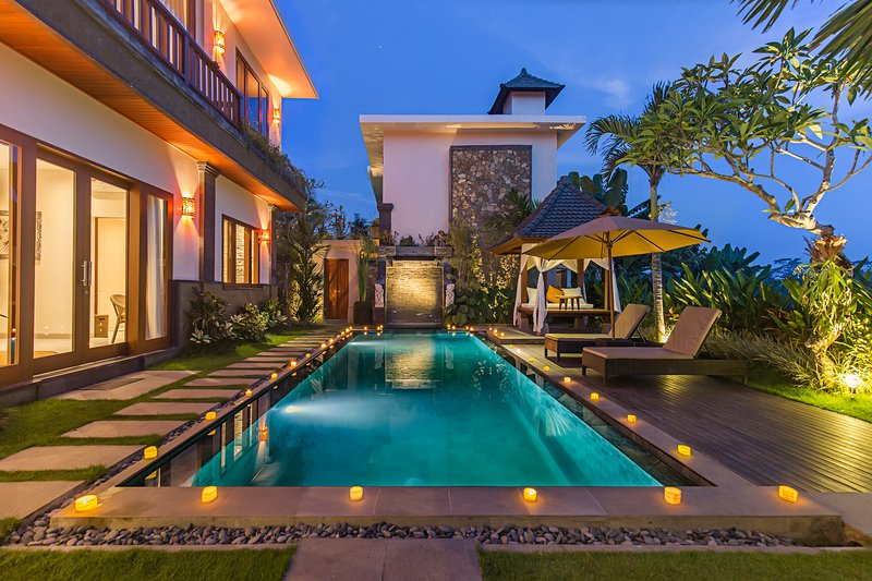 Beautiful Private Pool Villa with View