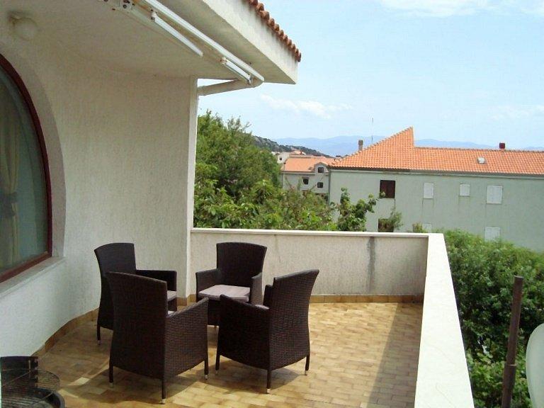 Ferienwohnung 3320-2 für 1+3 Pers. in Baška, holiday rental in Draga Bascanska