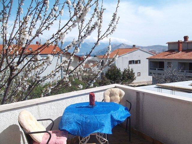 Ferienwohnung 3320-1 für 6 Pers. in Baška, holiday rental in Draga Bascanska
