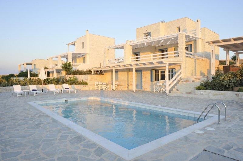 Ambassador Seaside Villas - EXECUTIVE VILLA 4B, aluguéis de temporada em Santa Maria