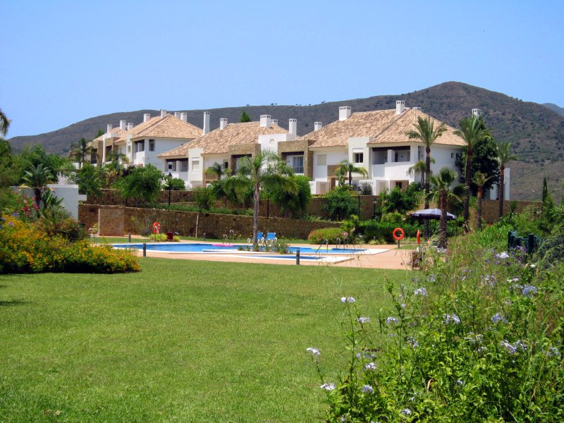 La Cala Golf Luxury TownHouse, frontline golf, spectacular views, vacation rental in Mijas