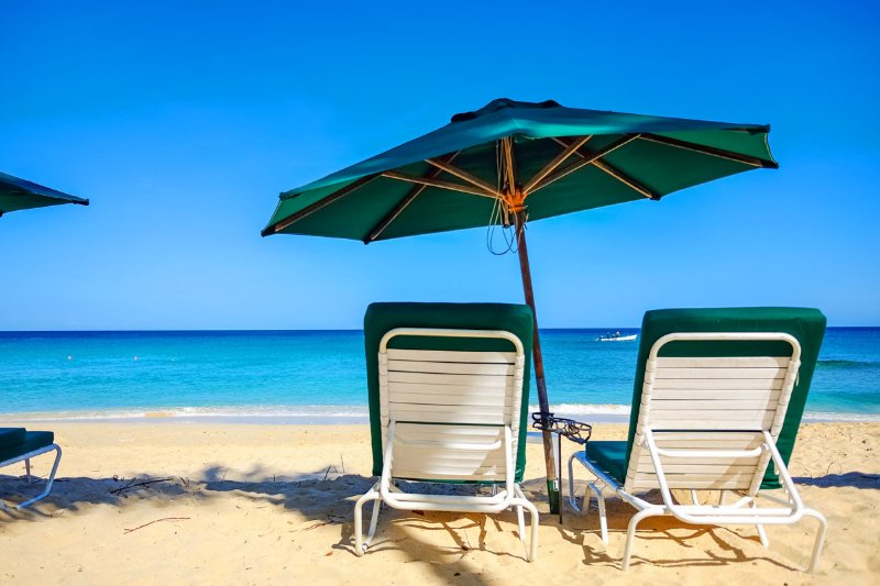 The Barbados blues are one of a kind! Can easily spend a whole day at the beach - ask our concierge for their favourites!