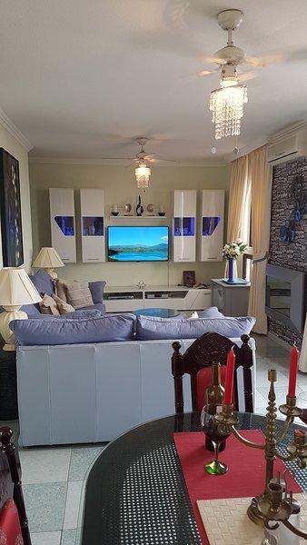 Adeje - Ampio Townhouse 1 camera da letto con vista panoramica. Ideale per le coppie ..