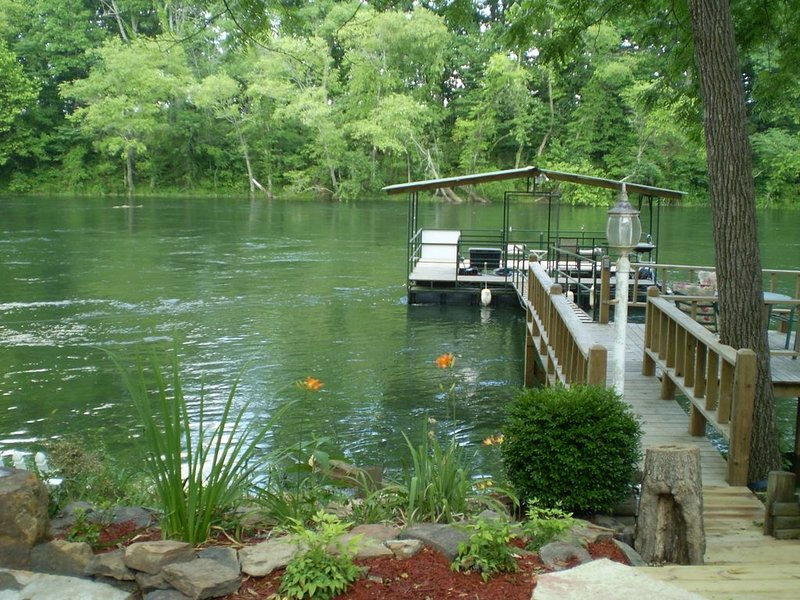 Red-River-Run on the Little Red River- Heber Springs, AR, casa vacanza a Tumbling Shoals