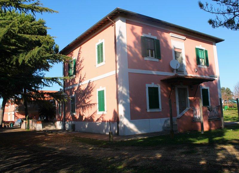 Villa Folga | Casale immerso nel verde, a pochi km da Roma centro, alquiler vacacional en Ponte Galeria