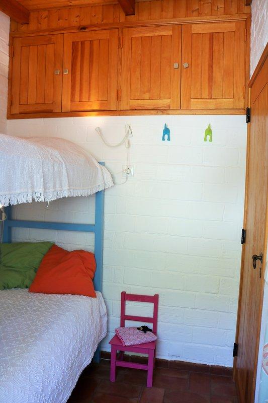 Children bunk bedroom