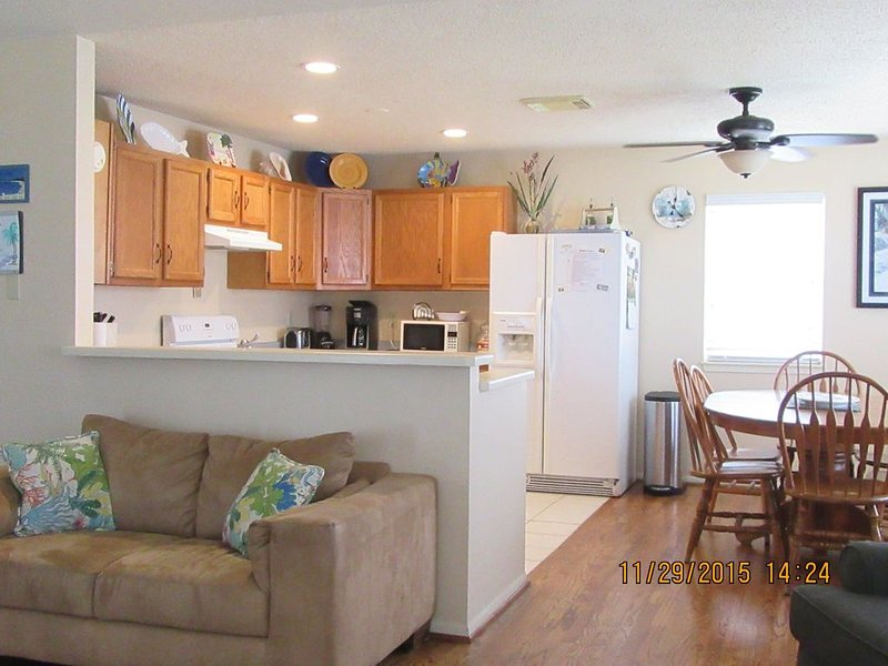 Well Equipped Kitchen and Spacious