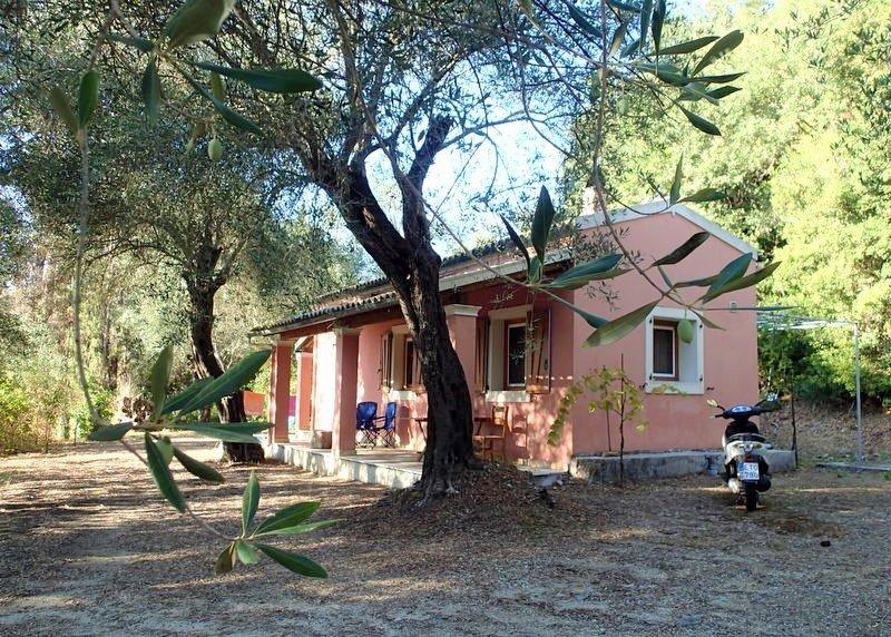 Beautiful house near the beach, holiday rental in Kastania