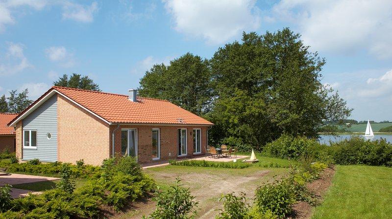 Ferienhaus Marina Hülsen - Seeadlerhaus, location de vacances à Guby