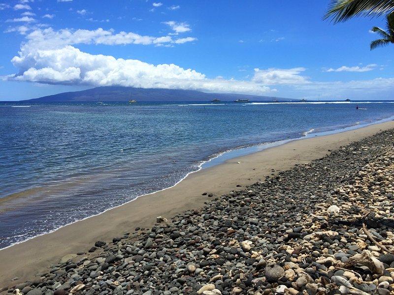 Vedute di isola esterna, Lanai