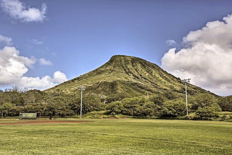 Einer von Oahus schönsten Wanderungen ist nur 3 Minuten entfernt!