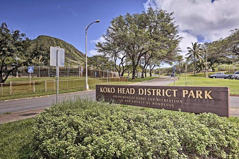 Schlendern Sie über Koko Kopf District Park ist nur 1/4 Meile entfernt.