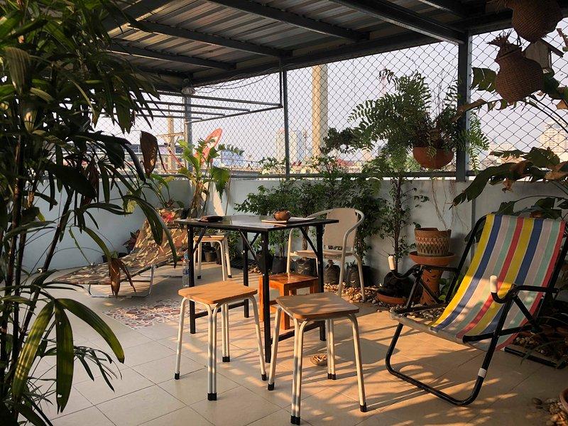Jeesnail Guesthouse, holiday rental in Phra Pradaeng
