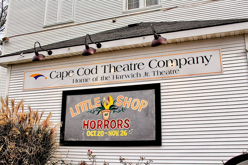 Take in a show at the famous Harwich Junior Theater, just a short drive away - West Harwich Cape Cod New England Vacation Rentals