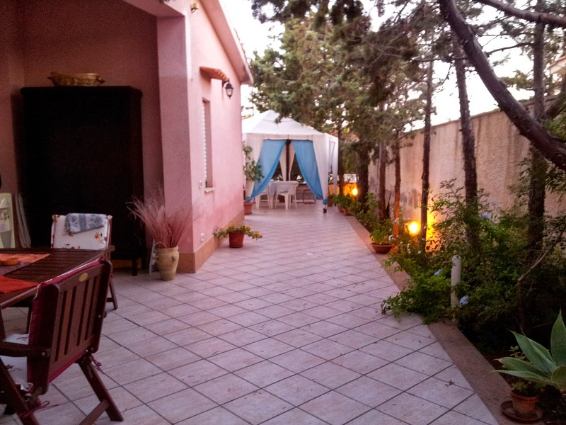 Beautiful house with sea view, holiday rental in Locogrande