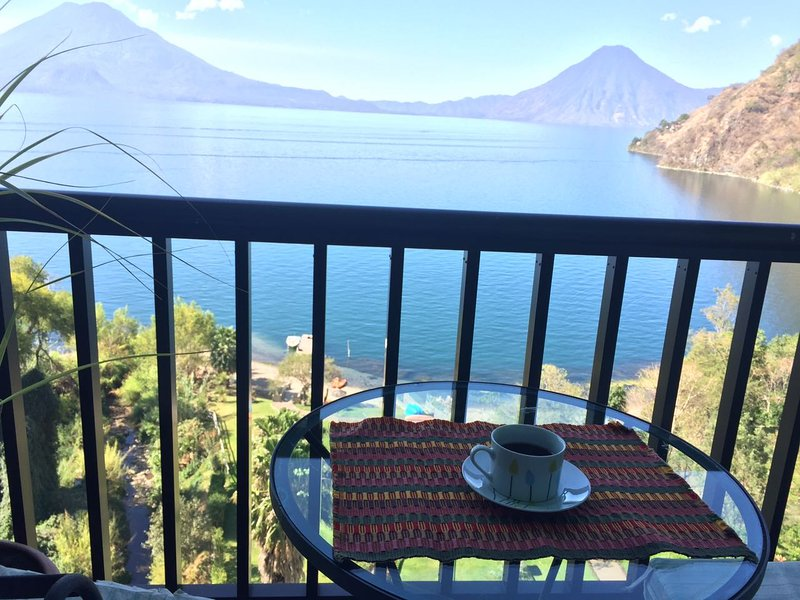 Amazing Lake View, in the best place, vacation rental in Lake Atitlan