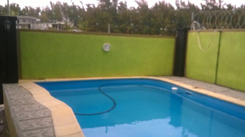2 Appartement a louer court ou long term avec picine, location de vacances à Cap Malheureux