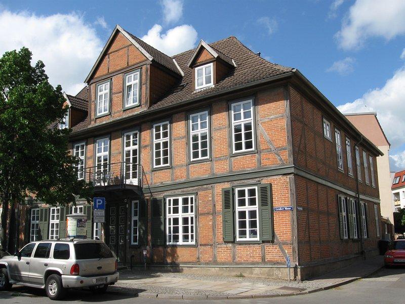 Ferienwohnung mitten in der Altstadt von Schwerin, alquiler vacacional en Schwerin