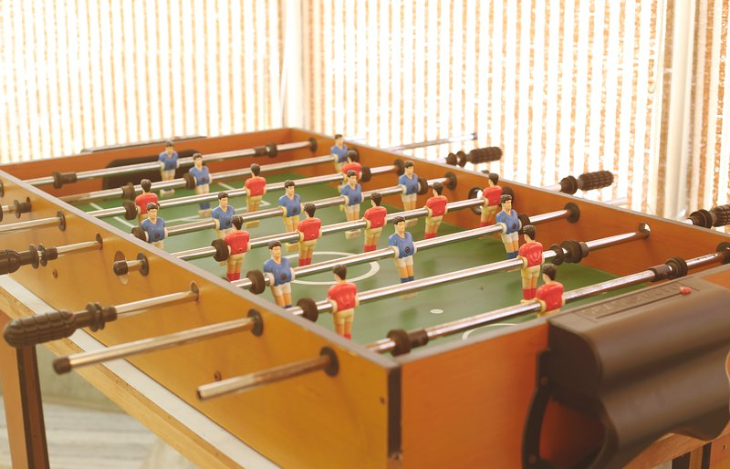 Want to play some fooseball