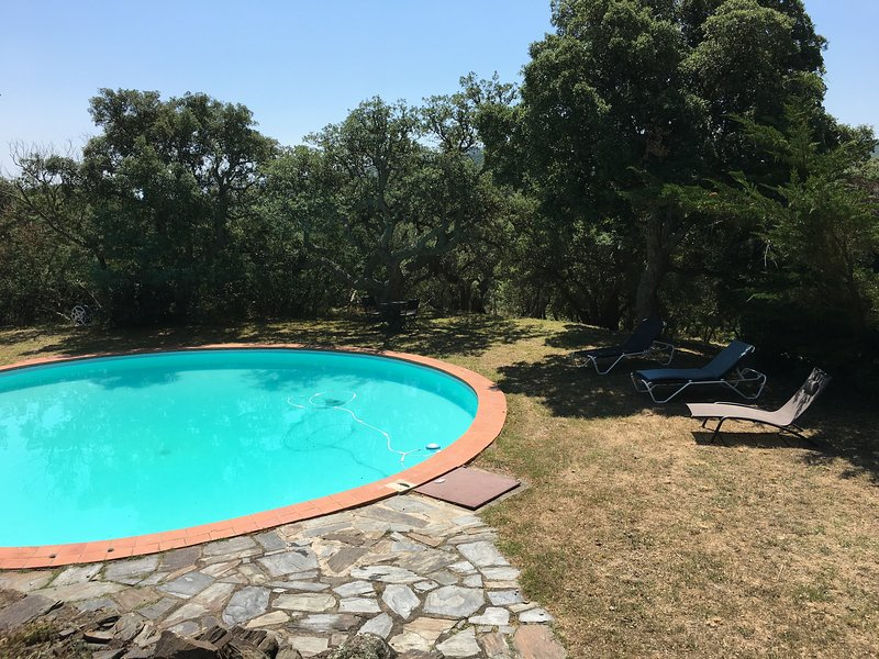 Amazing house with swimming-pool, vakantiewoning in Castelnou