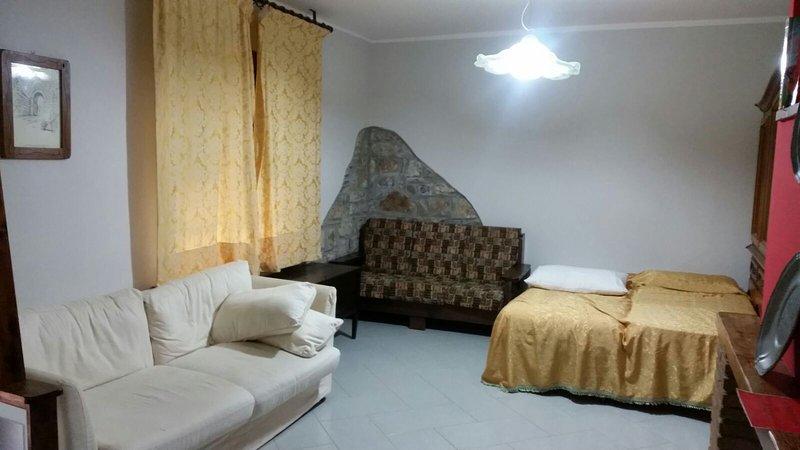 Nice apartment with terrace & Wifi, vacation rental in Novi Velia