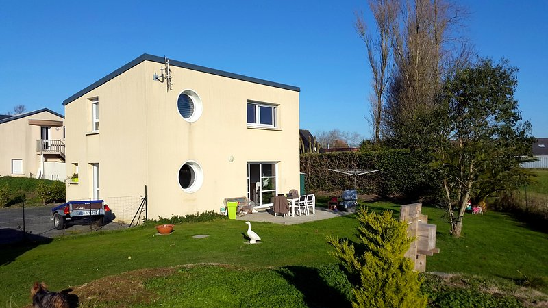 Beautiful house near the beach, holiday rental in Kernoues