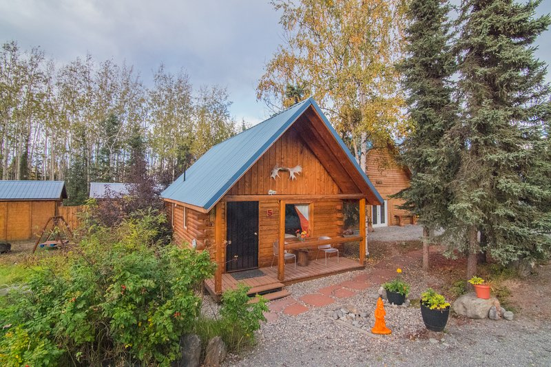 Experience the best of Alaska's wilderness at this Sterling vacation rental!