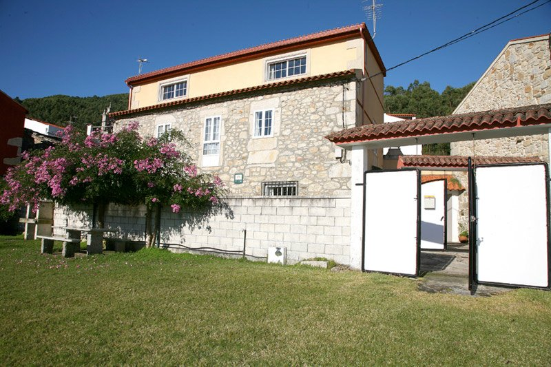Nice house with sea view & terrace, vacation rental in Pontevedra