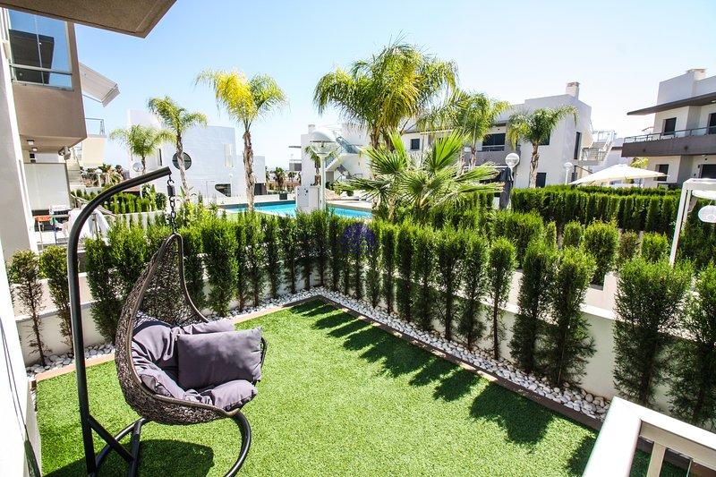Apartment in Ennate Garden,Ciudad Quesada R9, alquiler vacacional en Ciudad Quesada