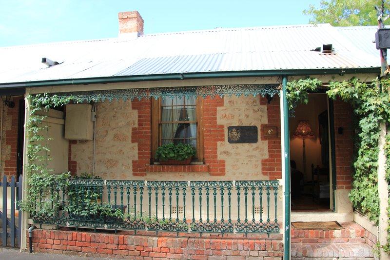 Olde heeft charme in het hart van het kosmopolitische North Adelaide.
