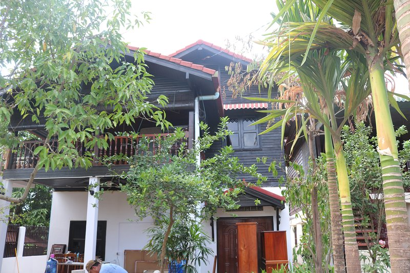 The Wooden House – semesterbostad i Siem Reap
