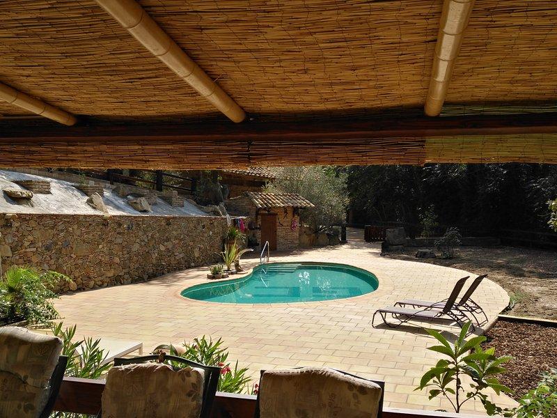 Mas Font, Un rincón de el paraíso, holiday rental in Sant Gregori