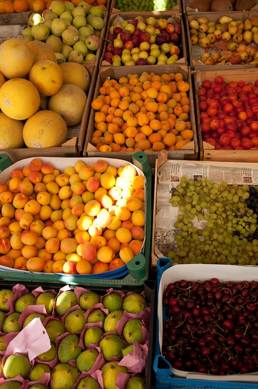 Local grown, fresh produce