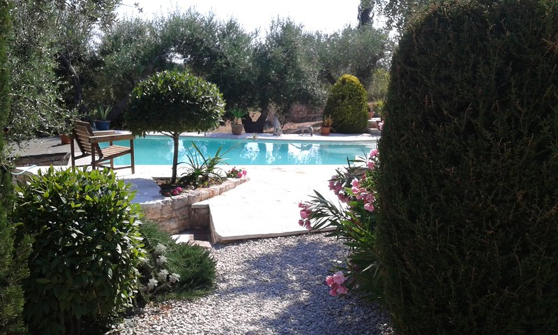 Trullo Caterina perfect for 2 to relax and explore, holiday rental in Cisternino