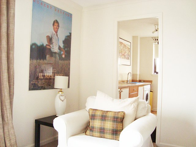 Cool and cosy apartment in central Aviemore