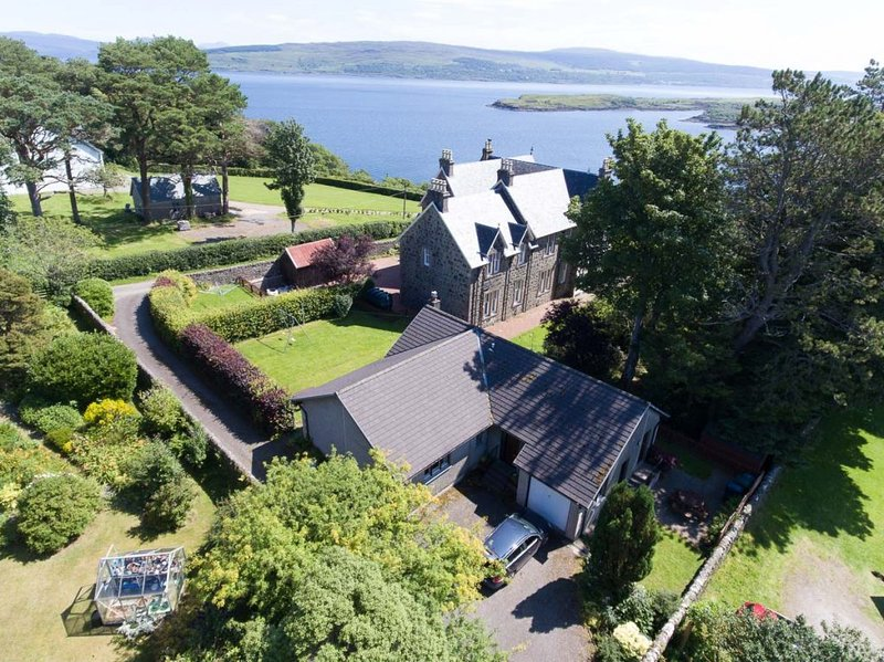 Darach Beag, holiday rental in Tobermory