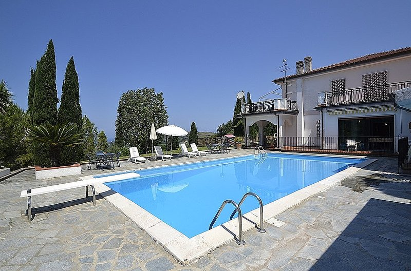 Villa Calipso A, location de vacances à Agropoli