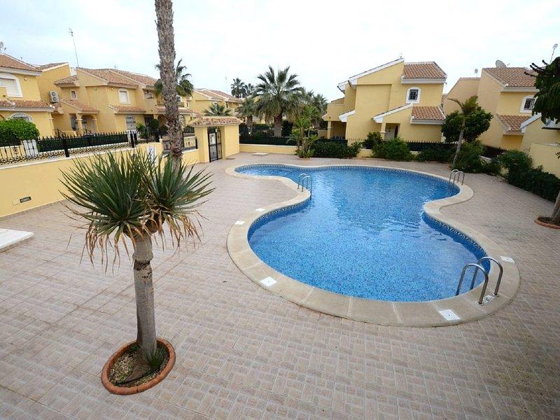 Costa Blanca South - 3 Bed / 2 Bathroom Villa / Los Dolses Nr Zenia Boulevard, aluguéis de temporada em Los Dolses