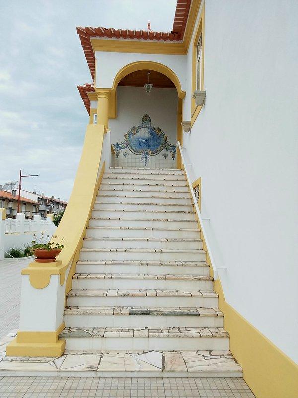 Scale per il primo piano - Solar da Vila I.