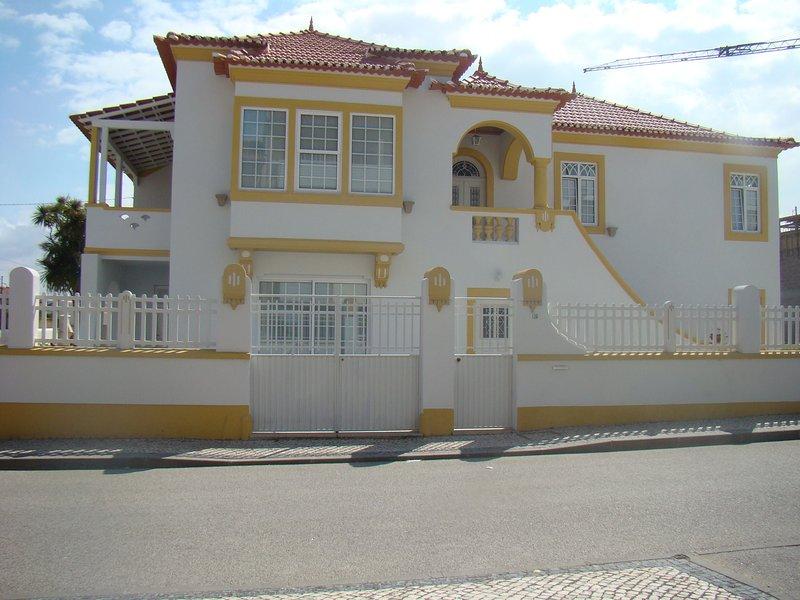 Vista della casa Solar da Vila.