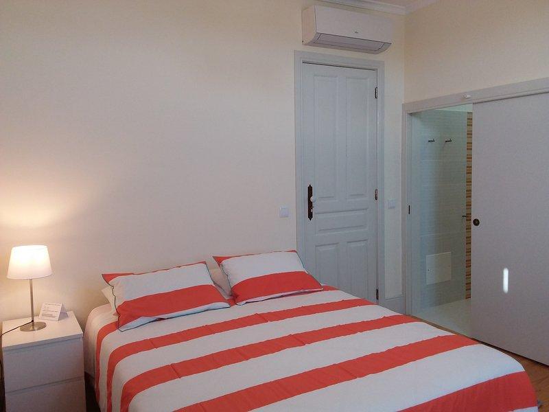 Orange room - bagno privato.