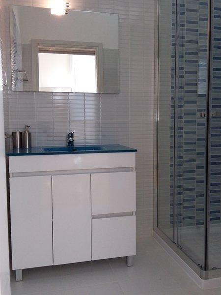 Blue room - bagno privato.