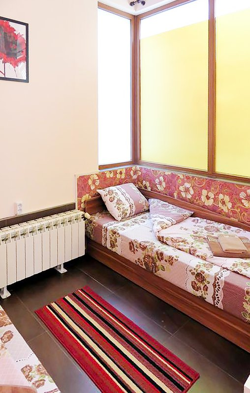 The Comfortable Twin Bedded Room