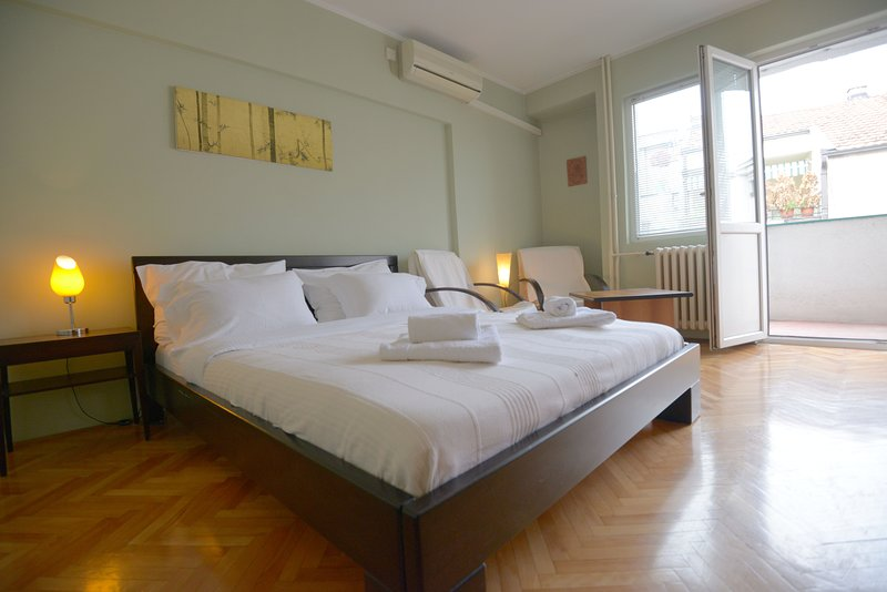 City Centre Apartment KALEMEGDAN, vacation rental in Belgrade