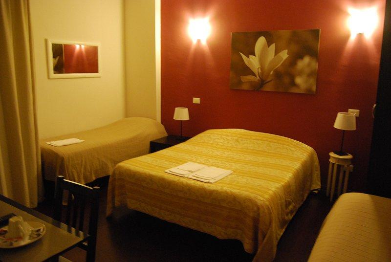 Alloggi/AffittaCamere Casa Cisanello Quadrupla, holiday rental in Mezzana-Colignola