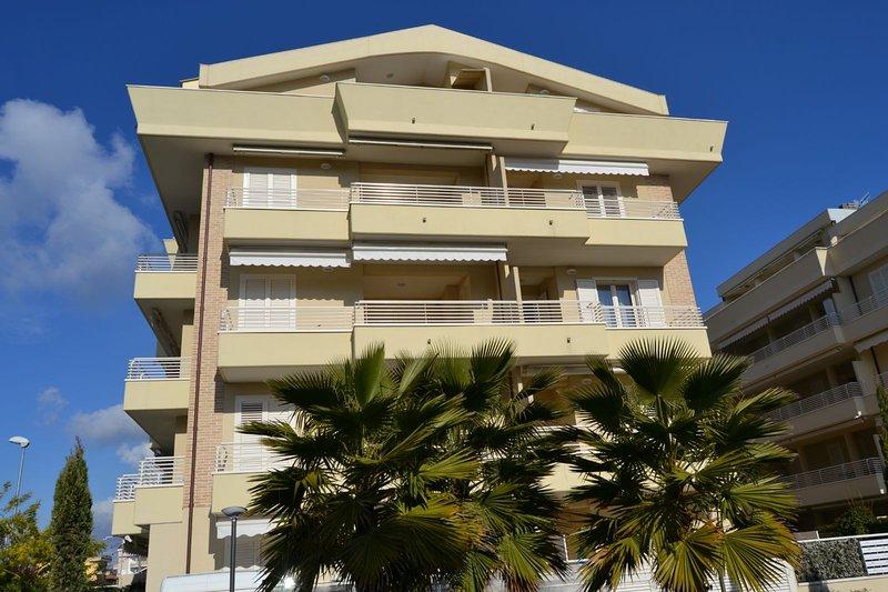 Appartamento Il Grecale, vacation rental in Tortoreto