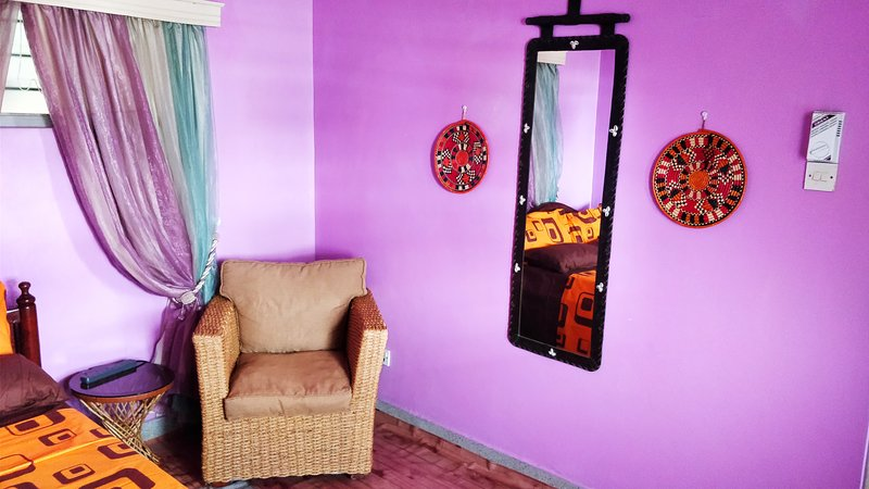 Comfy one bedroom apartment in a seren location, holiday rental in Likoni
