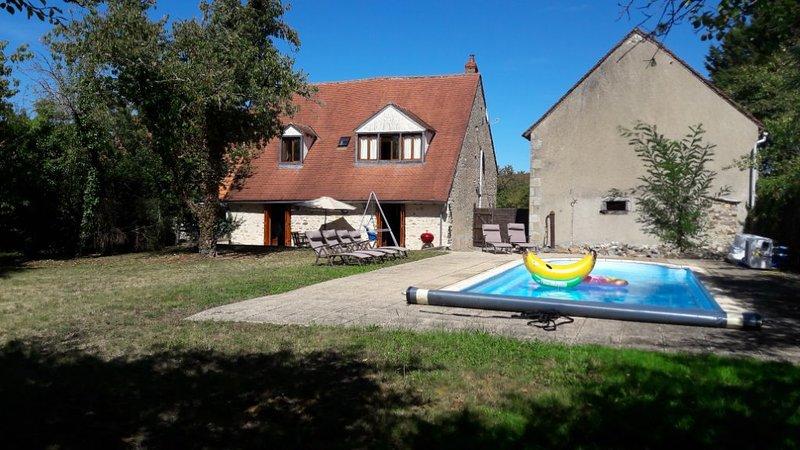 Chez Lignac, vacation rental in Berry