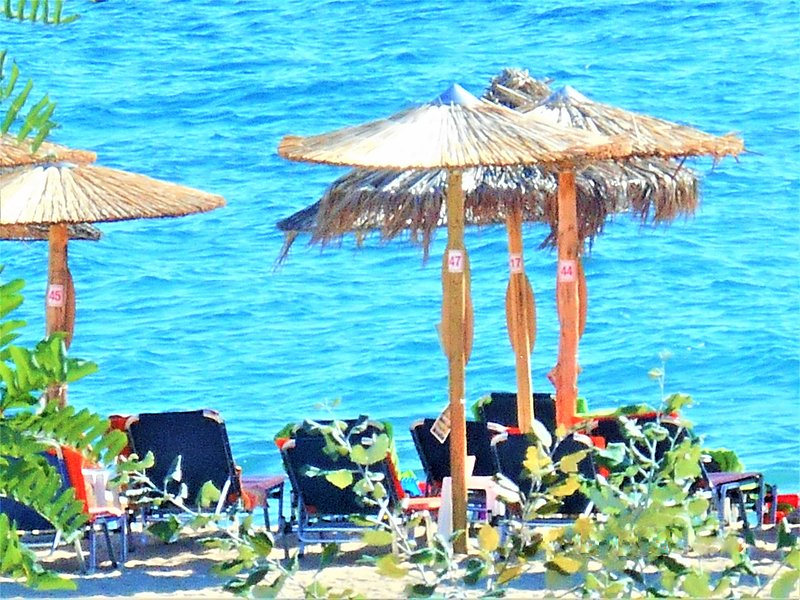 Mezonetes Toroni, holiday rental in Paralia Sikias