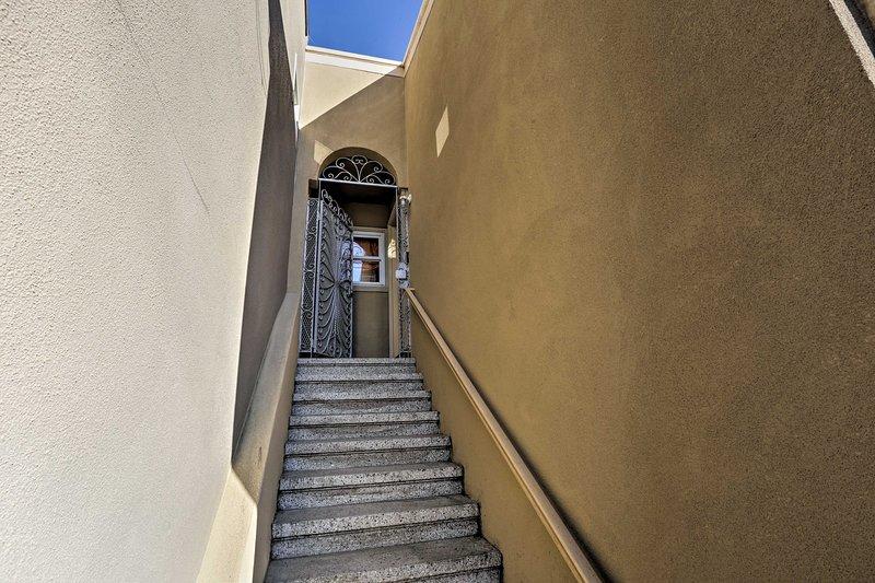 Este apartamento em San Francisco está idealmente situado para todas as suas aventuras na cidade!